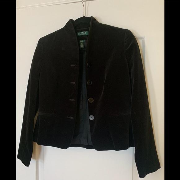 Lauren Ralph Lauren Jackets & Blazers - Velvet Ralph Lauren Blazer SZ 4P